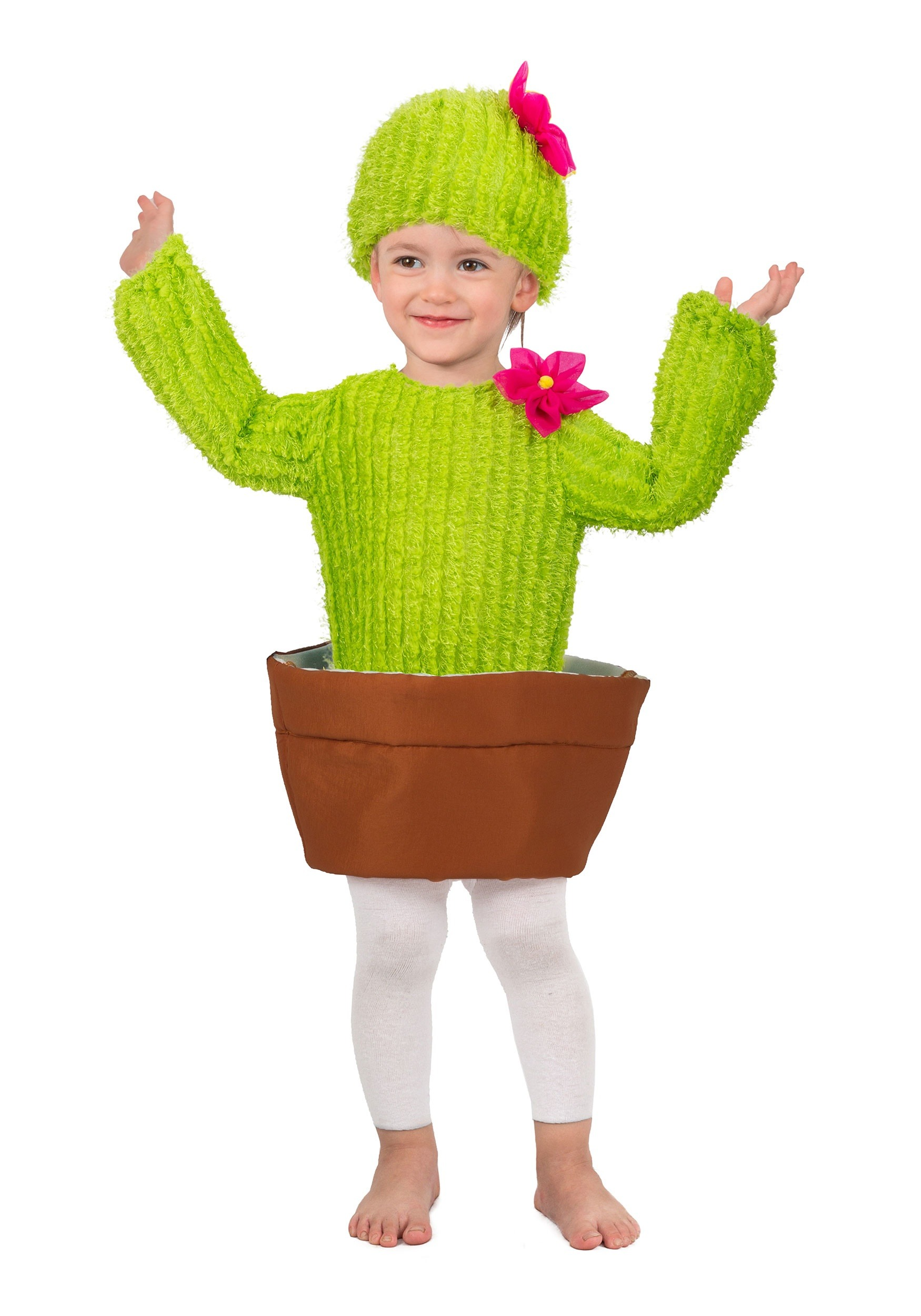 Prickles the Cactus Costume for a Child