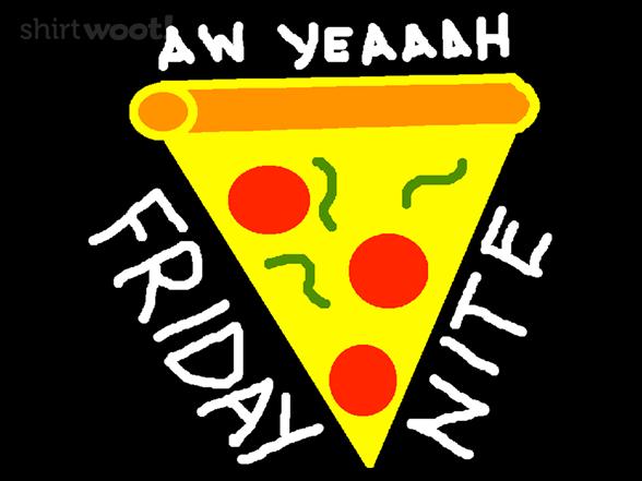 Friday Nite T Shirt