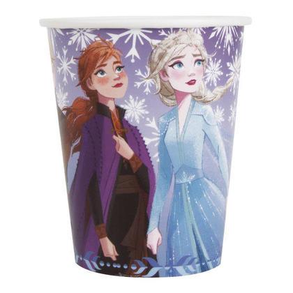 Disney Frozen 2 gobelets en papier de 9 oz, 8 ct Pour la fête d'anniversaire