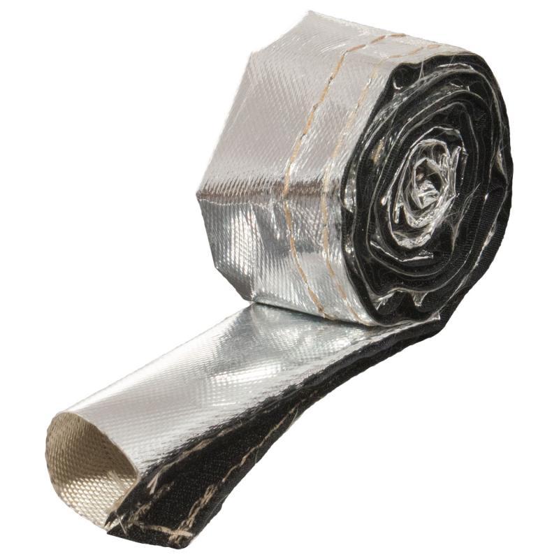 Heatshield Products Radiant heat shield sleeve shields up to 95 percent of radiant heat