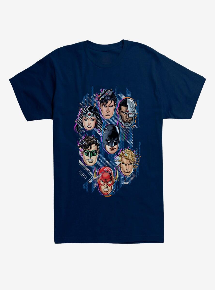 DC Comics Justice League Group T-Shirt