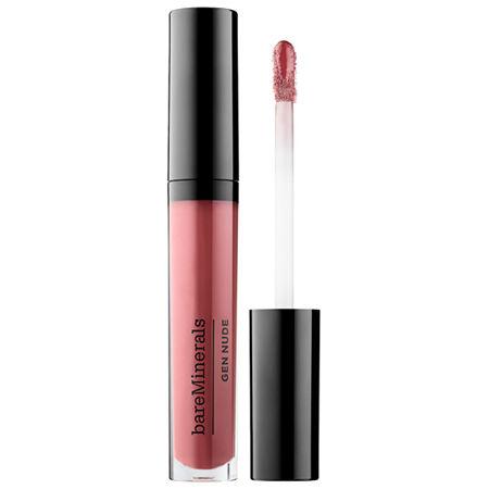 BAREMINERALS Gen Nude Patent Liquid Lipstick, One Size , No Color Family