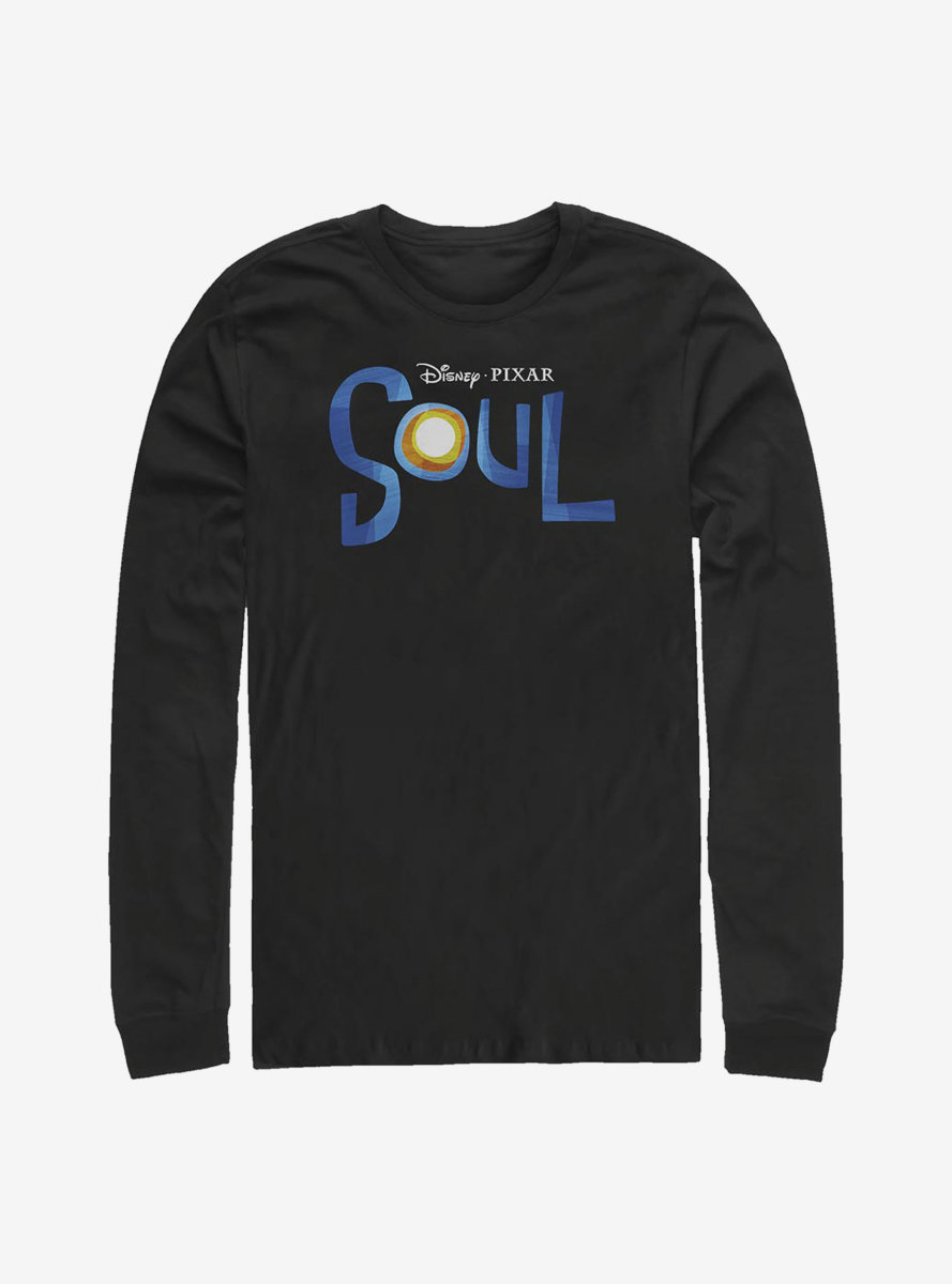 Disney Pixar Soul Logo Long-Sleeve T-Shirt