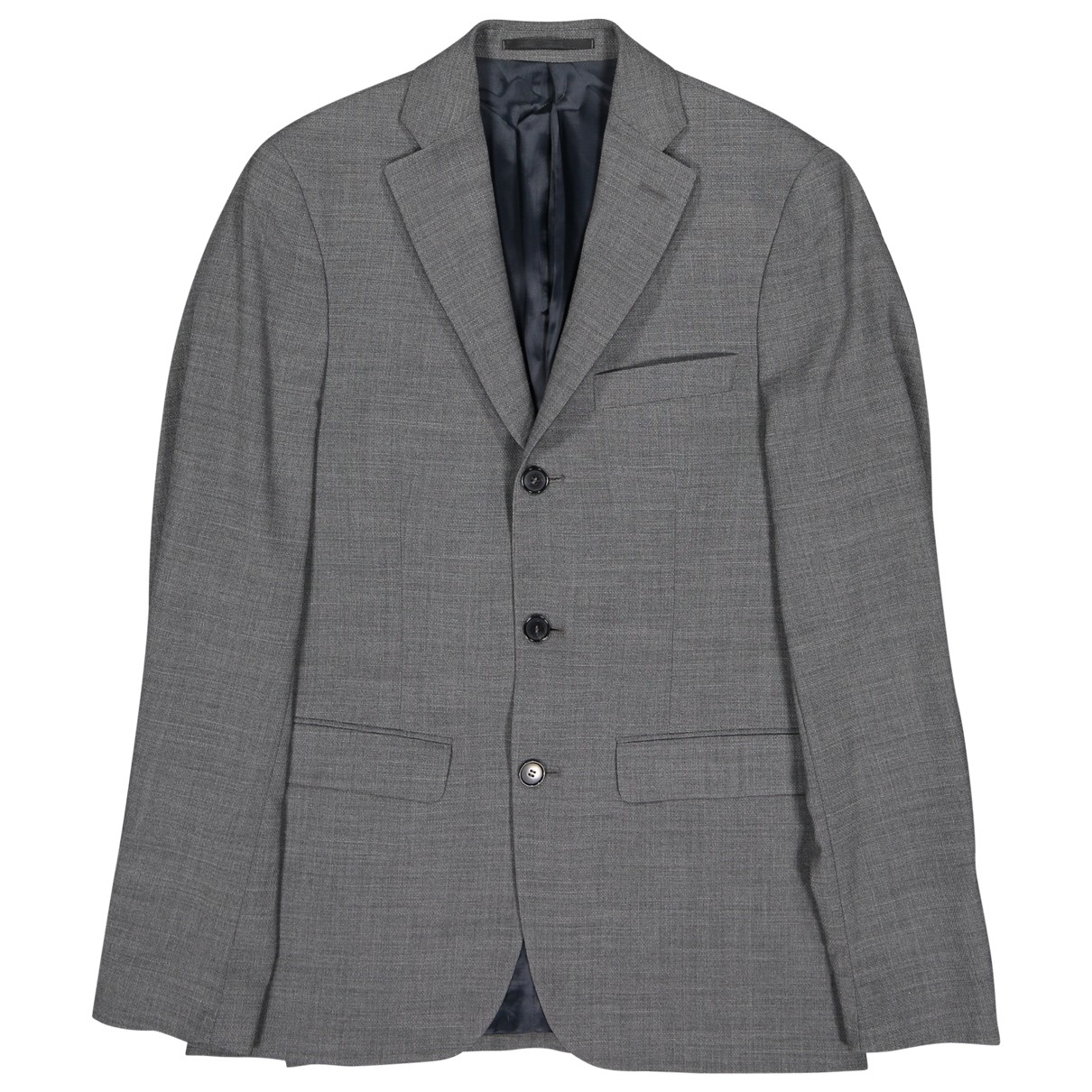 Acne Studios \N Grey Wool jacket  for Men 48 FR