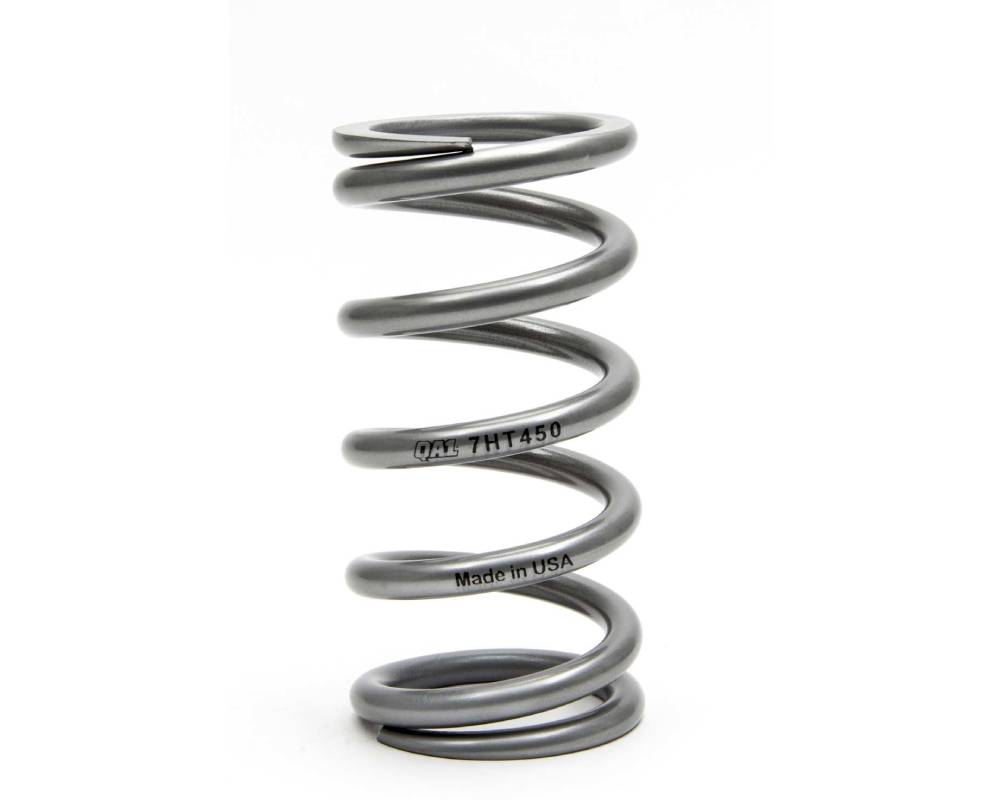 QA1 7HT450 Coil Spring - 2.5in x 7 450#