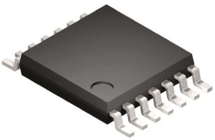 Texas Instruments SN74LVC04APWR, , Hex CMOS Inverter, 14-Pin TSSOP (10)