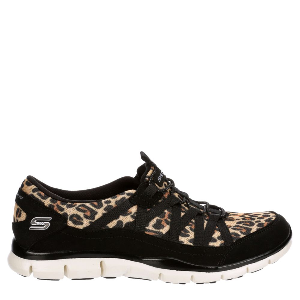 Skechers Womens Sport Gratis - Wild Vibes Shoes Sneakers