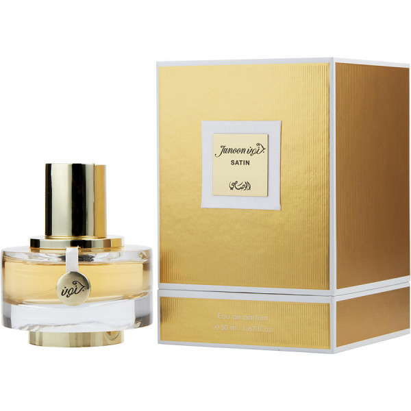 Rasasi - Junoon Satin : Eau de Parfum Spray 1.7 Oz / 50 ml
