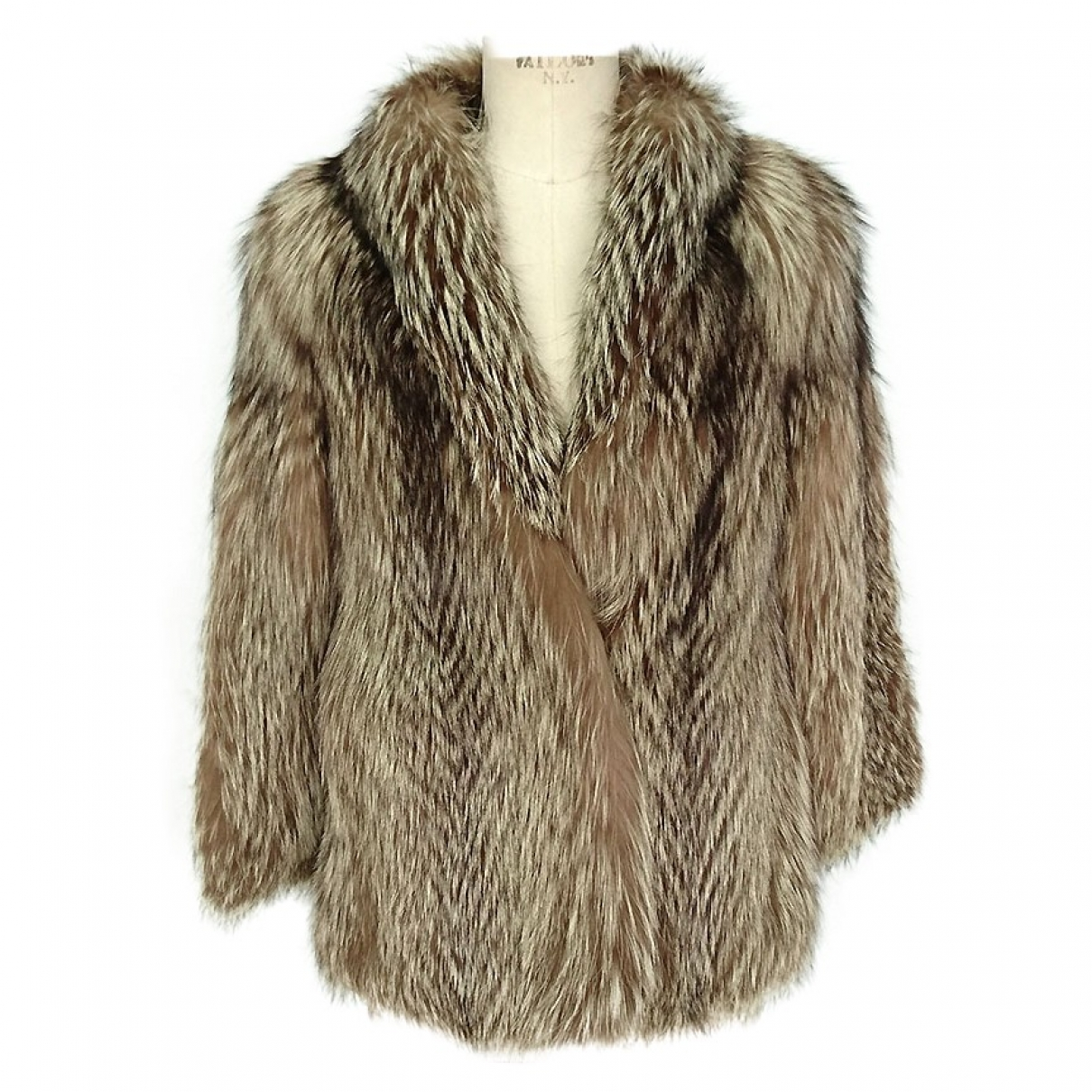 Non Signé / Unsigned \N Multicolour Fox jacket for Women XS International