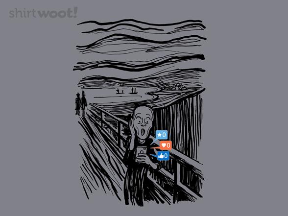 Screamr T Shirt