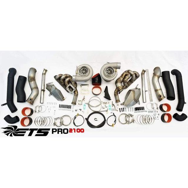 ETS 2008-2020 Nissan GTR RHD Pro Series Turbo Kits PRO2300