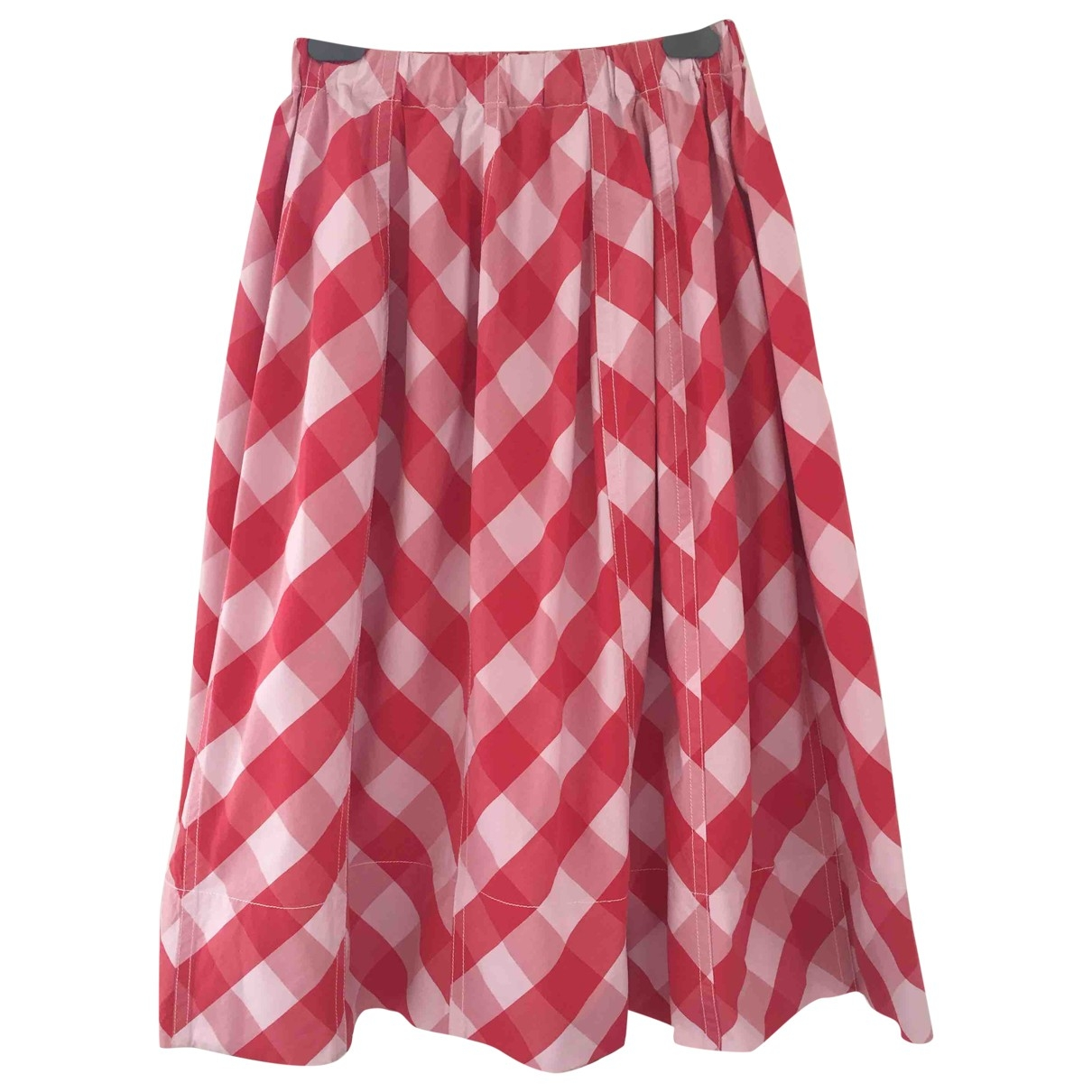 Marni \N Cotton skirt for Women 40 IT