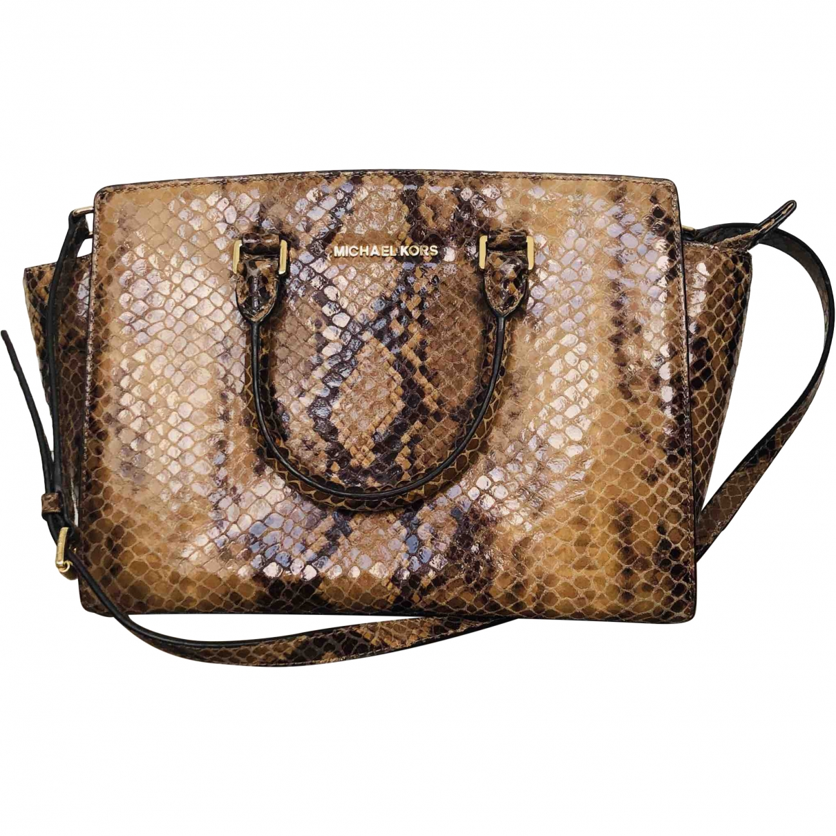 Michael Kors \N Brown handbag for Women \N