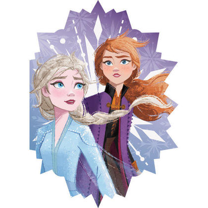 Disney Frozen 2 Invitations, 5.5 x 4 in, 8ct For Birthday Party