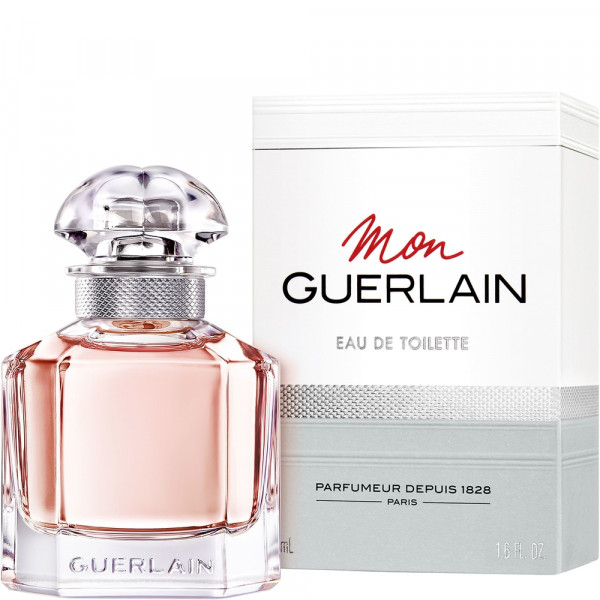 Guerlain - Mon Guerlain : Eau de Toilette Spray 1.7 Oz / 50 ml