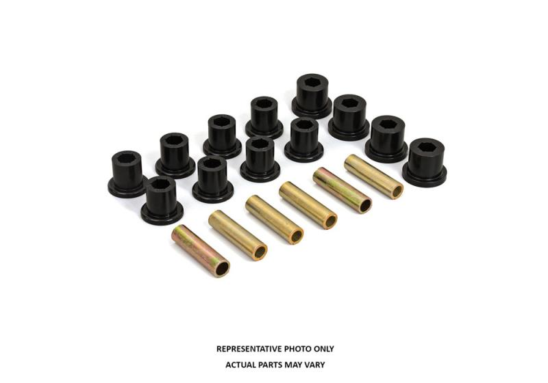 Superlift 316 Rear Leaf Spring Bushings - 73-87 GM 1/2 & 3/4 & 1 Ton w/Sld Axl-SL 8 Rr Sprngs Chevrolet