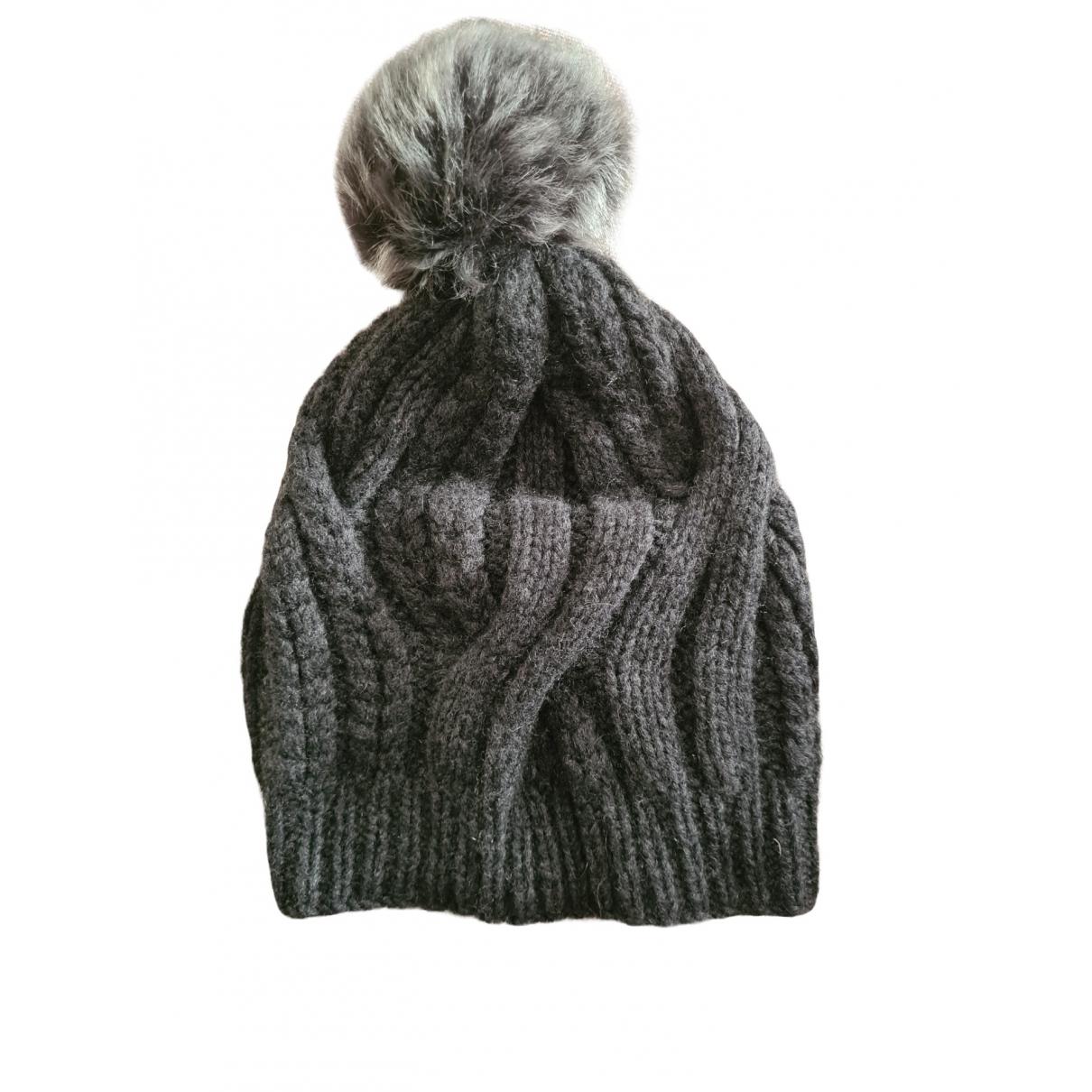 Club Monaco \N Grey Cashmere hat for Women M International