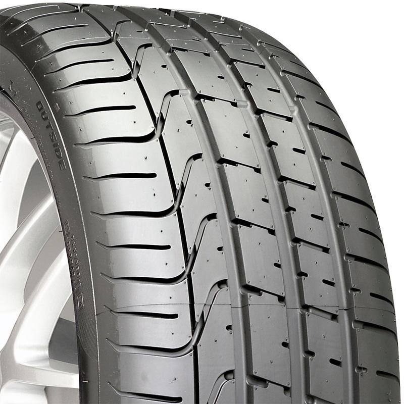 Pirelli 2331700 P Zero Tire 225 /40 R19 89W SL BSW BM RF