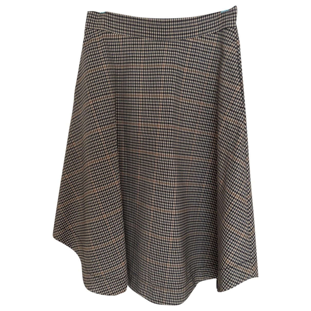 Arket \N Multicolour Wool skirt for Women M International