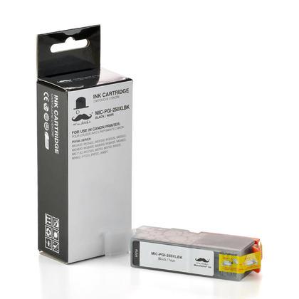 Compatible Canon PIXMA MG7520 noir pigment cartouche encre de Moustache, haut rendement