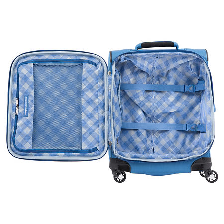 Travelpro Maxlite 5 21 1/2 Inch International Carry on Luggage, One Size , Blue