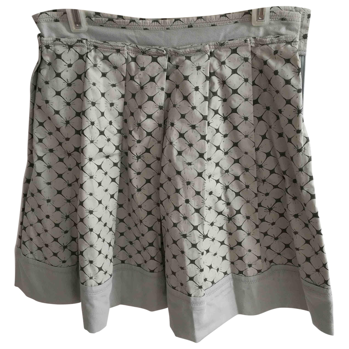 Chlo?? \N Green Cotton skirt for Kids 12 years - XS FR