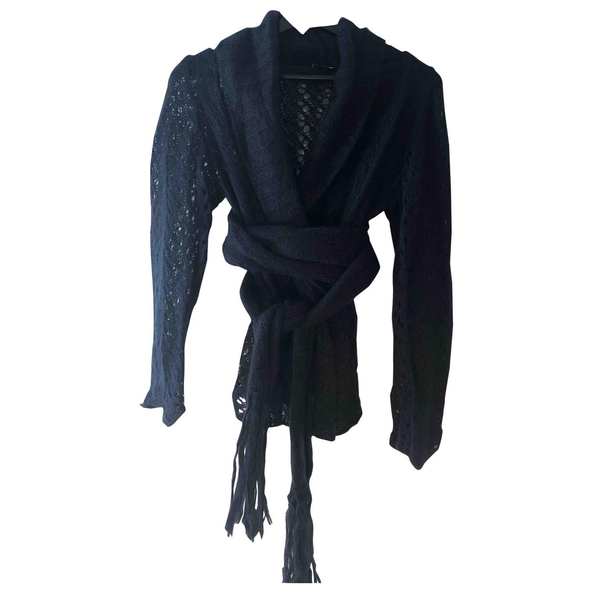Max & Co \N Blue Wool Knitwear for Women 10 UK