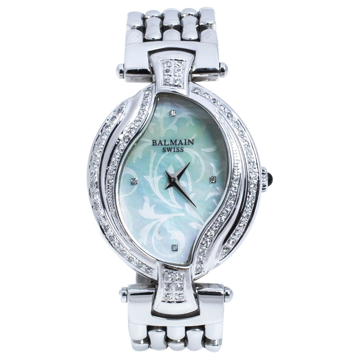 Balmain \N Steel watch for Women \N
