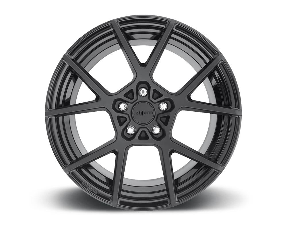 Rotiform R139189565+35 KPS Two-Tone Black Cast Monoblock Wheel 18x9.5 5x114.3 35mm
