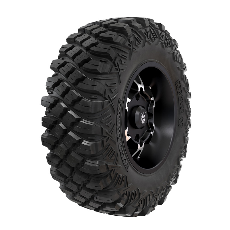 Polaris OEM 2883179 Pro Armor Wheel & Tire Set: Cyclone - Accent & Crawler XG - 30