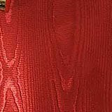 Red Grain Metallic Wrapping Paper - 30 X 417' - Gift Wrapping Paper - Type: Moir Embossed On 62# Foil Paper by Paper Mart