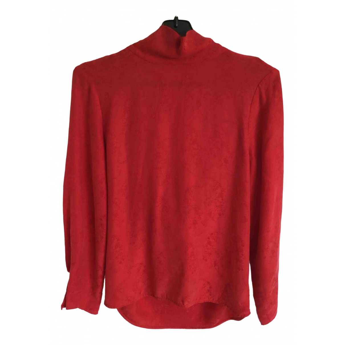 Sandro \N Red  top for Women 6 US