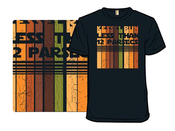 Kessel Retro Run T Shirt