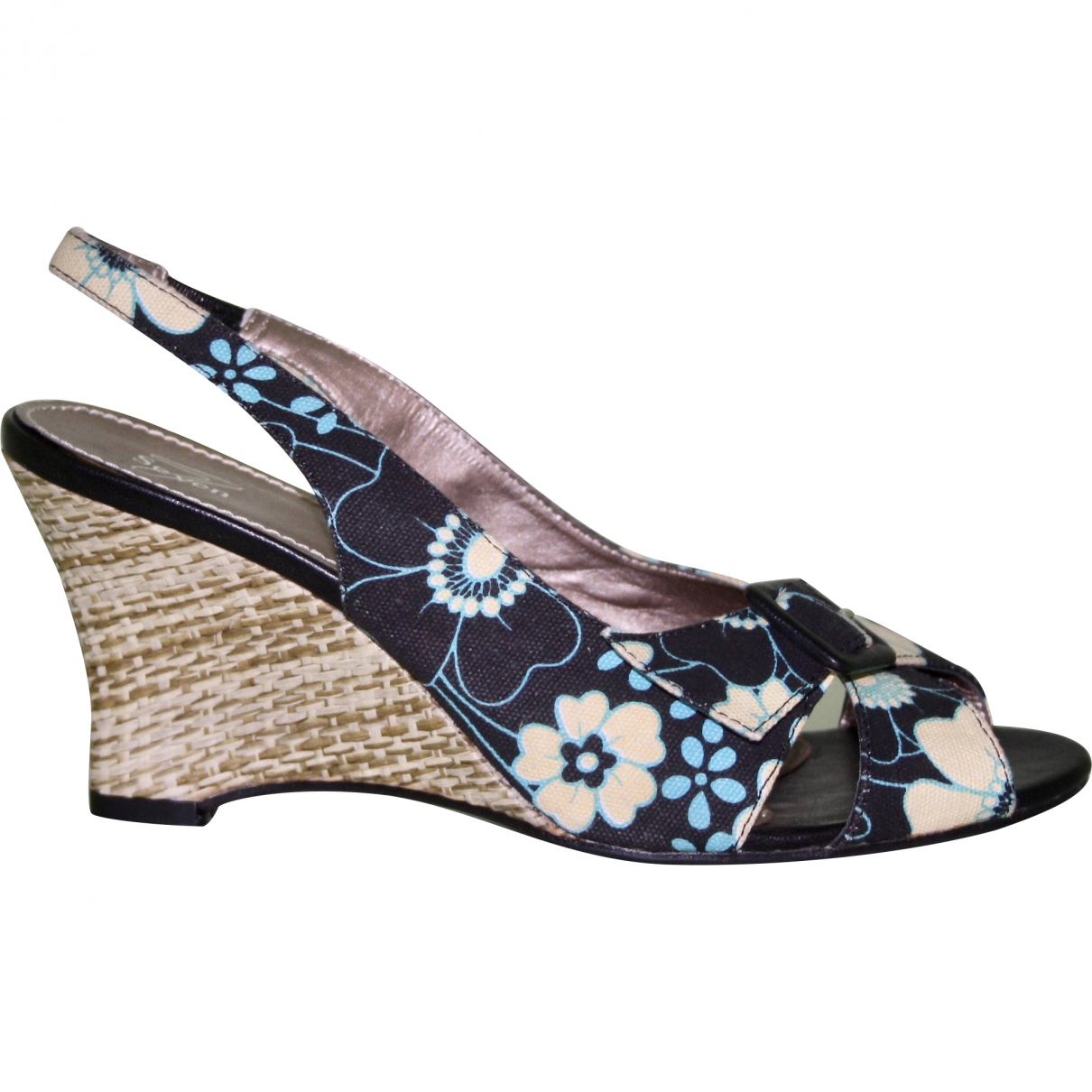 Non Signé / Unsigned \N Multicolour Cloth Sandals for Women 39 EU