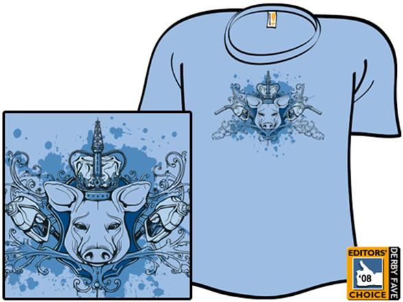 Oil Kings T Shirt
