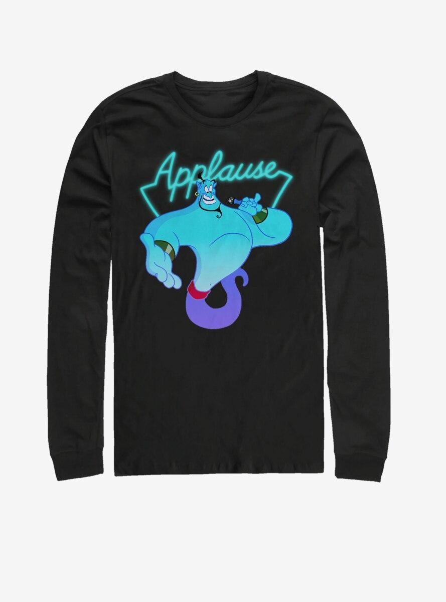Disney Aladdin Applause Long-Sleeve T-Shirt