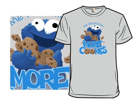Resolute Cookie T Shirt