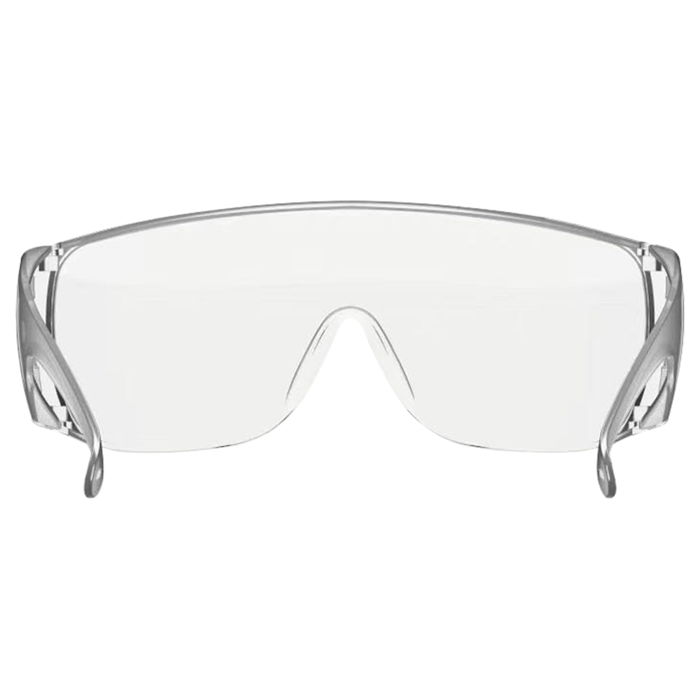 BBS-2 Anti-fog HD Medical Goggles Indirect Vent Prevent Infection PET Waterproof - Transparent