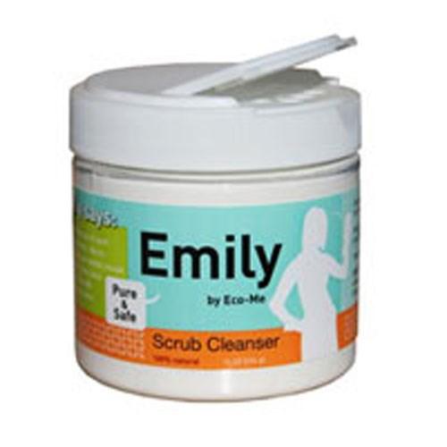 Emily by Eco-Me Scrub Cleanser 16 oz by Eco-Me