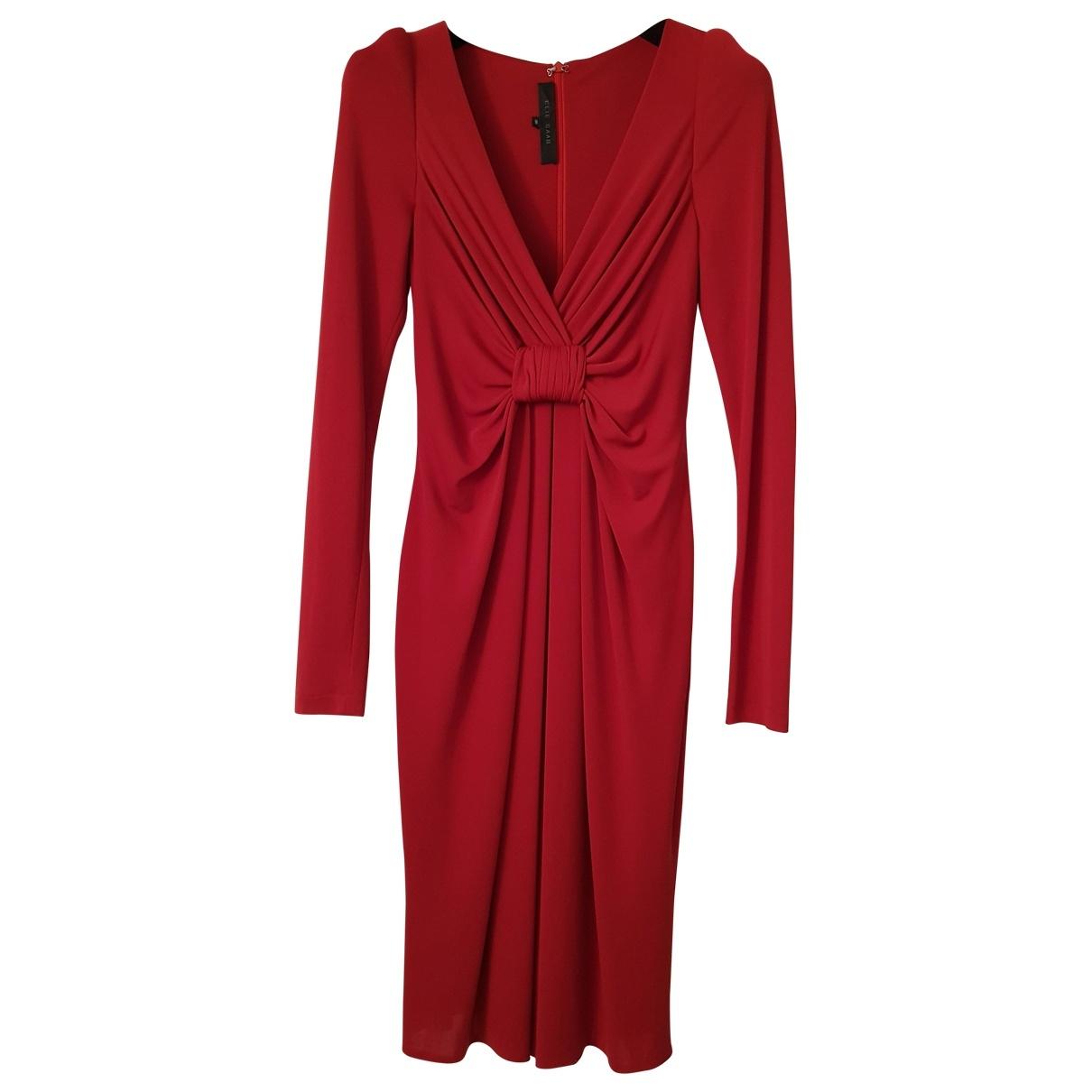 Elie Saab \N Red dress for Women 36 FR