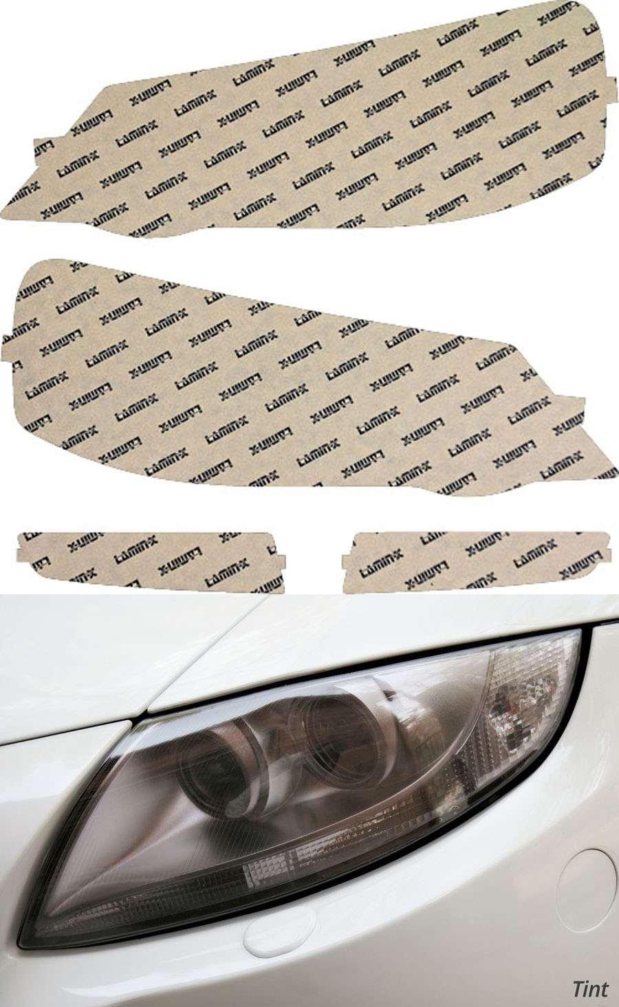 Acura TL Sedan 02-03 Tint Headlight Covers Lamin-X AC405T