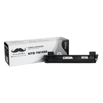 Compatible Brother HL-1212W cartouche de toner noire de Moustache