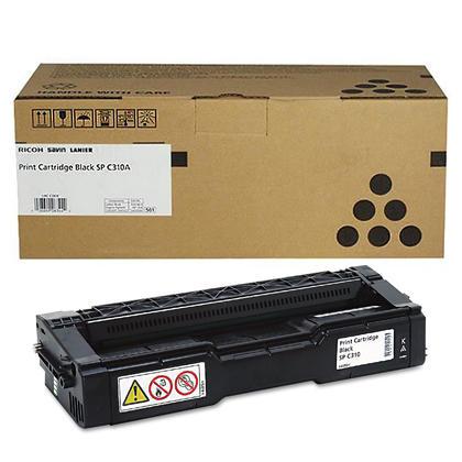 Ricoh 406475 cartouche de toner originale noire haute capacité