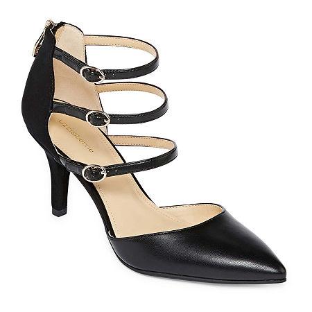 Liz Claiborne Womens Hara Pumps Spike Heel, 10 Medium, Multiple Colors