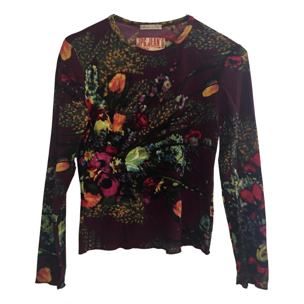 Jean Paul Gaultier \N Purple  top for Women 36 FR
