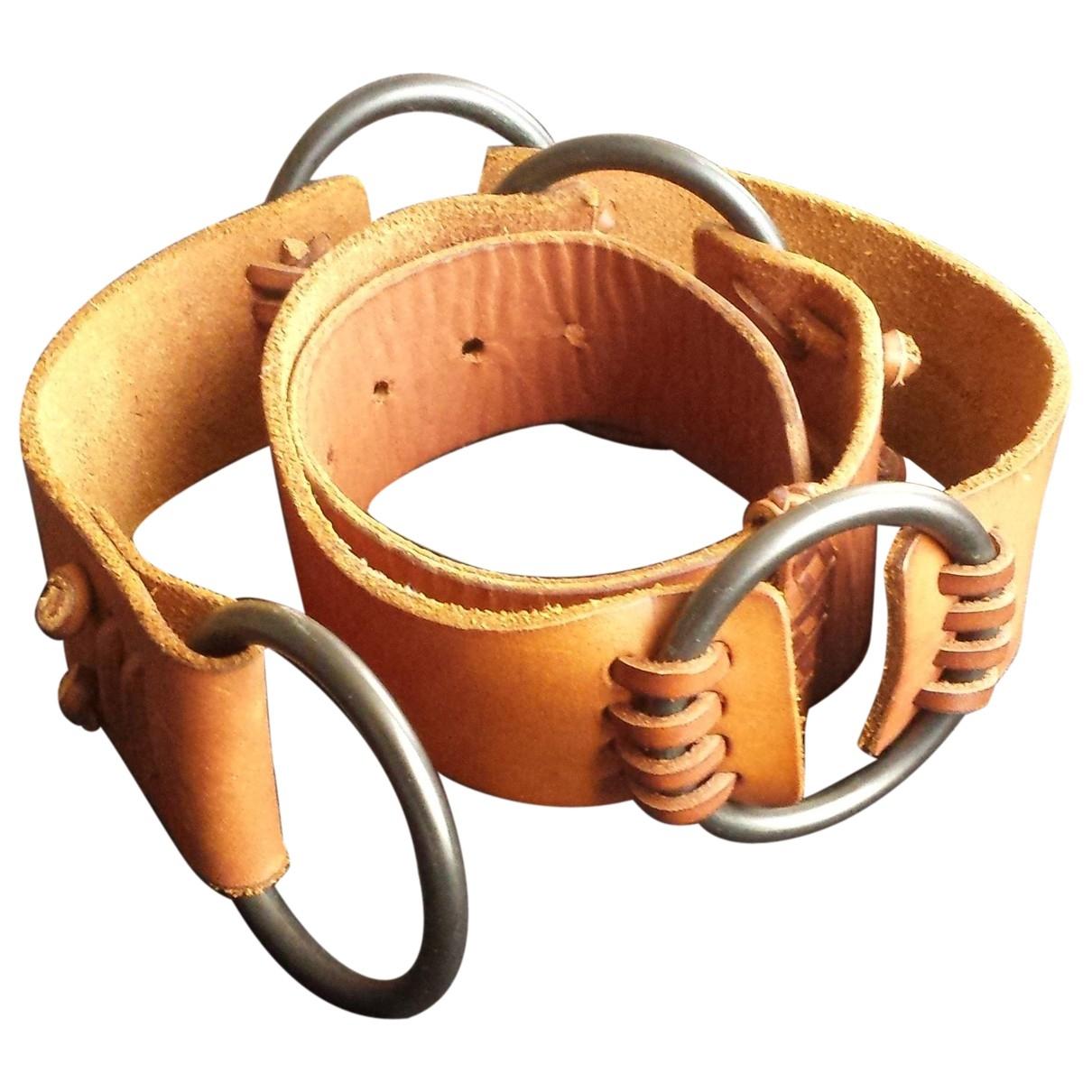 Polo Ralph Lauren \N Brown Leather belt for Women L International