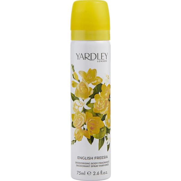 Yardley London - English Freesia : Body Spray 2.5 Oz / 75 ml
