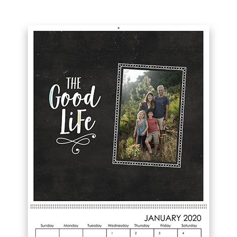 12 x 12 Square calendar - 12 months, Calendars