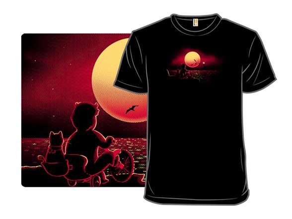 Chasing The Sun T Shirt