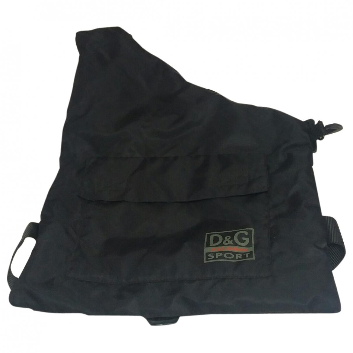 D&g \N Black backpack for Women \N